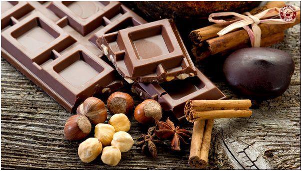 Фото 1 – Шоколад всегда радует глаз и вкус