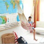 Гамак в доме – уютное место релаксации