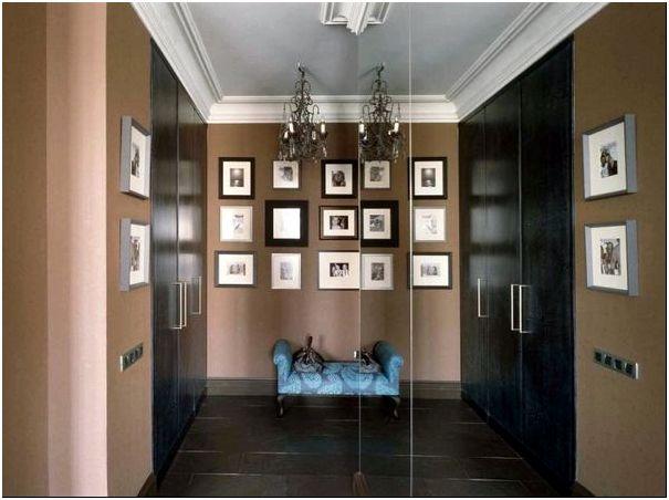 Фото 9 - Фотографии в интерьере холла, проект, реализованный архитектурным бюро Instudio