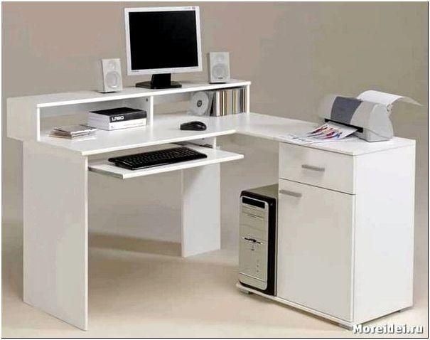 дизайн компьютерного стола