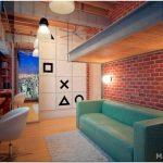 Врианты дизайна комнаты подростка в стиле лофт