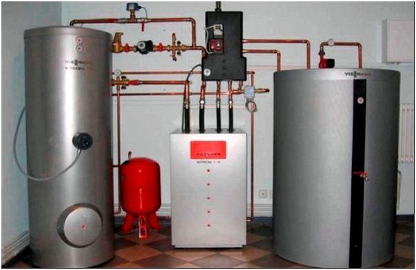Отопление газом – стоит ли мучиться? фото