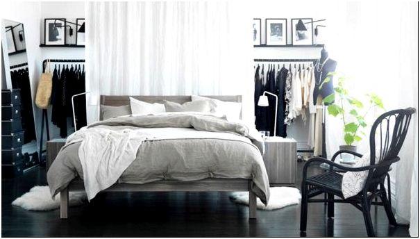 Фото 5 - Кровать Ниволль в контрастном интерьере