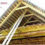 Как своими силами сделать односкатную крышу