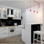 Принципы дизайна кухни оформленной в скандинавском стиле