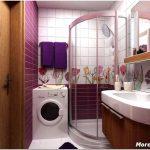 Планировка небольшой ванной комнаты: выбор сантехники, мебели и аксессуаров