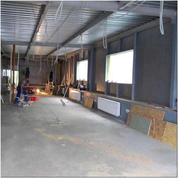 Фото 3 - Строительство мансарды при помощи металлоконструкций. Этап третий