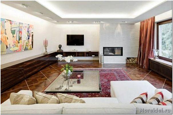 современный дизайн квартир