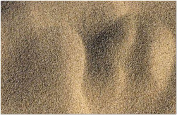 Чистый речной песок