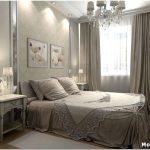Как правильно сделать дизайн стен в спальне любого типа