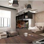 Однокомнатная квартира площадью 37 кв.м: как сделать её удобной и стильной?