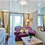 Дизайн и отделка узкой гостиной — советы дизайнеру