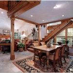 Дизайн гостиной с лестницей: правила и советы