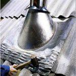 Печной герметик для устранения внеплановой утечки тепла