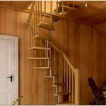 Чердачная лестница с люком своими руками – как ее проще сделать