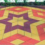 Уличная плитка – как формируется мощение?