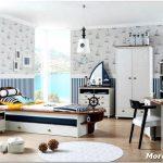 Дизайн детской в морском стиле: создаем каюту и романтичное бунгало