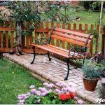 Садовые скамейки: выбор и размещение на участке