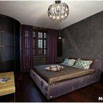 Как не сделать дизайн спальни слишком темным?