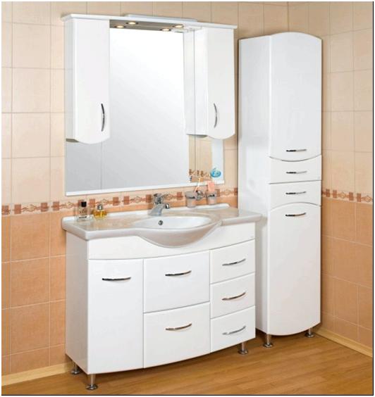 Фото 2 - Мебель для ванной