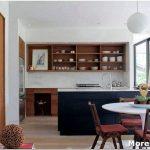 Дизайн кухни с двумя дверьми: правила планировки и зонирования