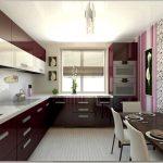 Планировка кухни 9 метров квадратных – как ее сделать эффективнее?