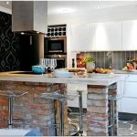 Дизайн кухни на даче. просто и эргономично