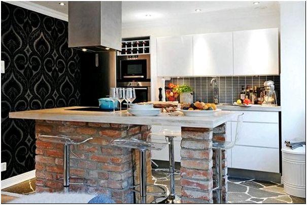 Фото 7 - Интерьер кухни на даче