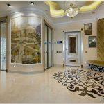 Роскошный дизайн современной квартиры в москве