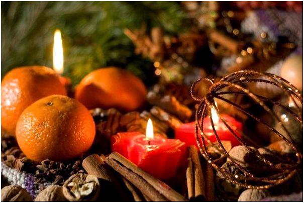 Фото 2 – Свечи подарят тепло и уют