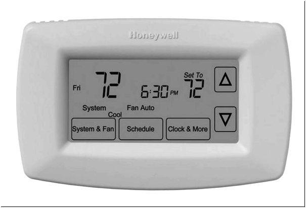 Устройство термостата для отопления