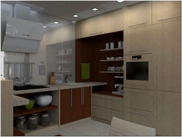 Фото 1 - Пример визуализации дизайн-проекта