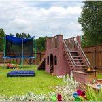 Оборудование для детских площадок, или чем занять ребятишек?