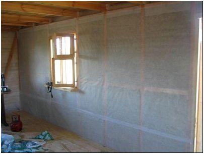 Фото 6 - Работа по пароизоляции дома
