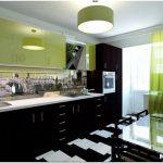 Дизайн кухни в коттедже: стилевое разнообразие и особый шик