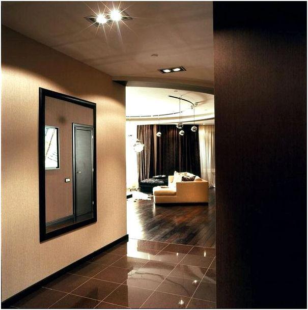 Фото 8 - Интерьер холла, дизайнер Варвара Зеленецкая