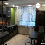 Правила создания дизайна кухни 11 квадратных метров