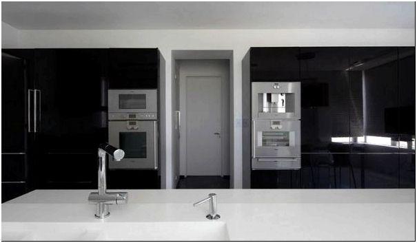 Стиль хай-тек: от оформления интерьера до строительства жилого дома
