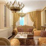 Оформляем маленькую квартиру в классическом стиле