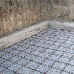 Расчет цемента для бетона на фундамент или пол.