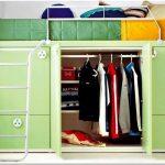 Вариации на тему «шкаф-кровать»