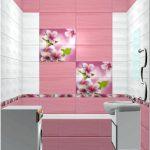 Розовая ванная: яркая жемчужина в вашем доме