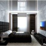 Стиль хай-тек в оформлении спальни. основные черты стиля
