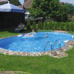 Выбор дачного бассейна