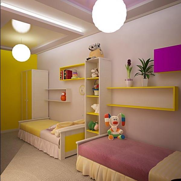 Комната для ребенка - как обустроить