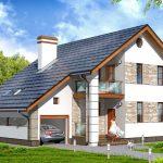 Проекты домов и коттеджей от профессионалов