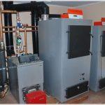 Твердотопливные котлы — современные аппараты для экономичного отопления помещений
