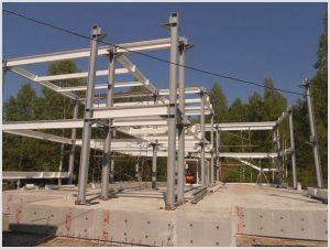 Стальная конструкция в современном строительстве