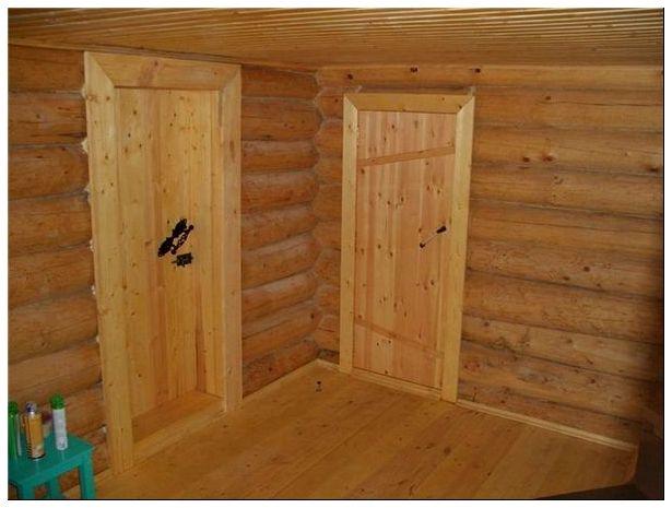 Дверь для бани своими рукамиtooran