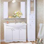Как подобрать хороший шкафчик в ванную